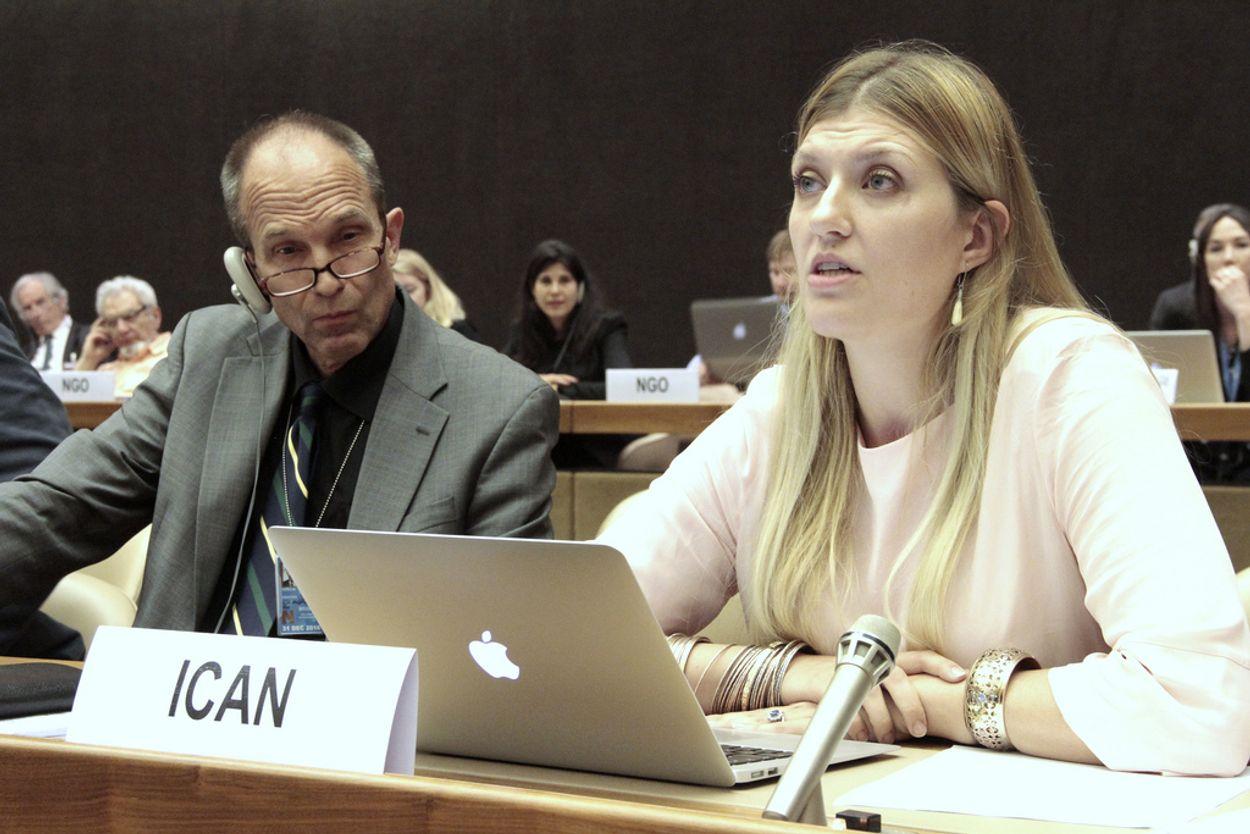 Afbeelding van ICAN wint Nobelprijs voor de Vrede