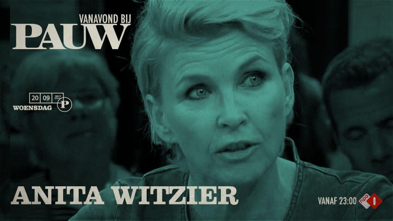 Anita Witzier 20 september 2017
