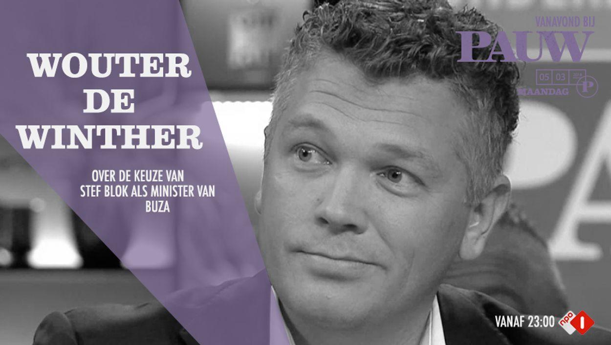 Wouter de Winther 5 maart 2018