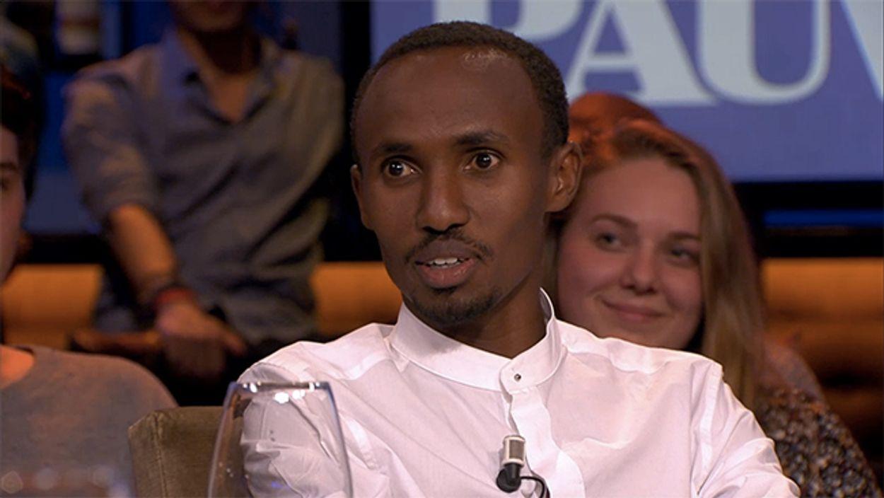 Afbeelding van Marathonloper Abdi Nageeye: terroristische dreiging speelt wel in je achterhoofd