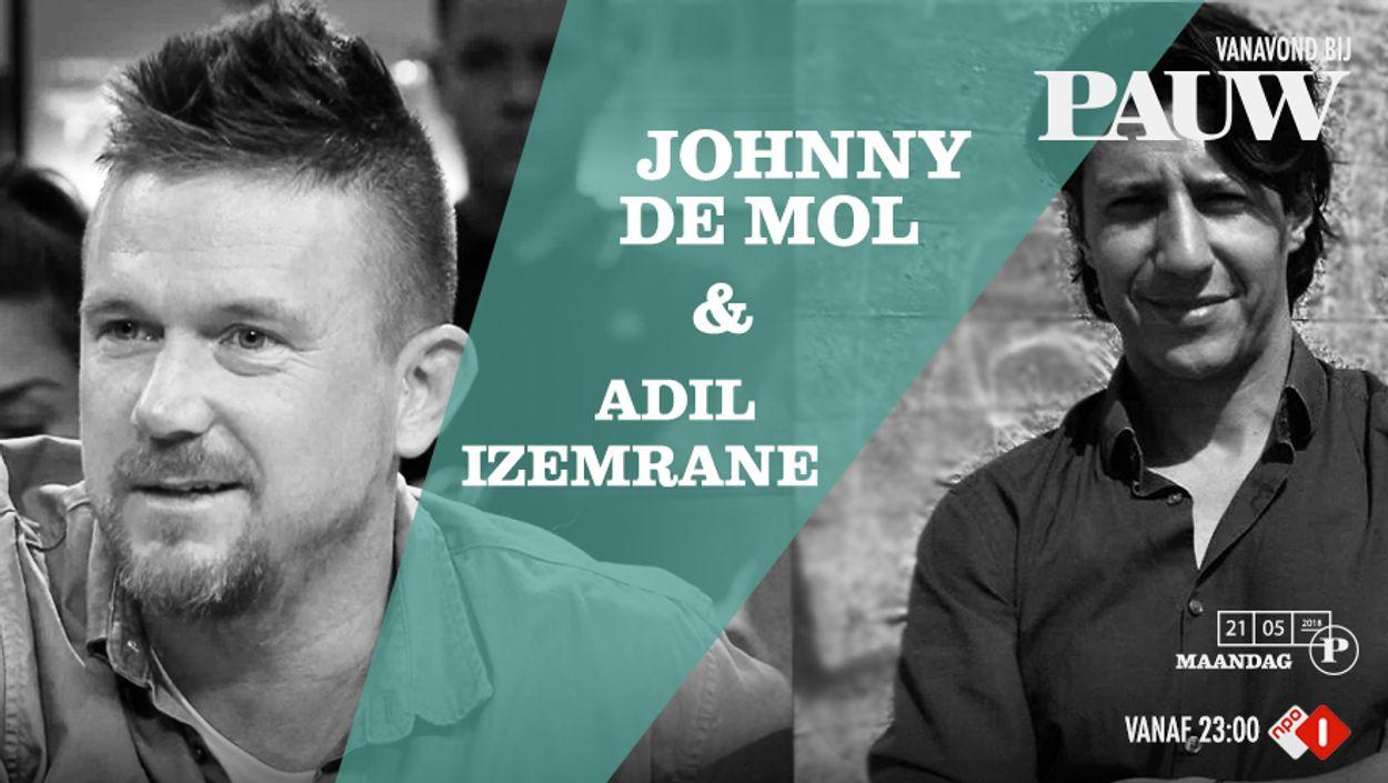 Johnny de Mol en Adil Izemrane 21 mei