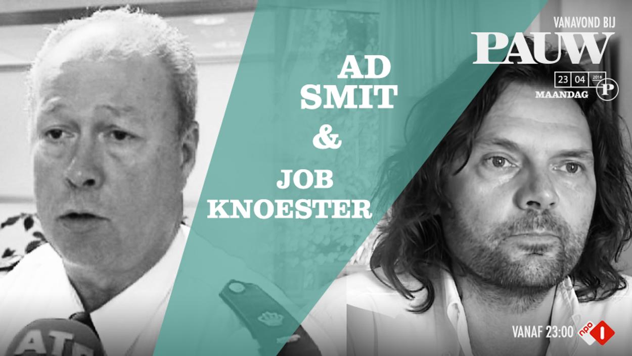Ad Smit en Job Knoester 23 april