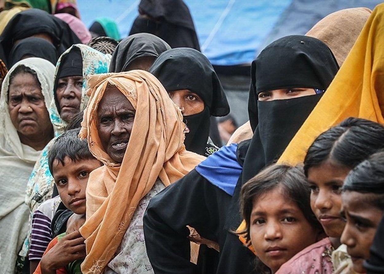 Afbeelding van Amnesty: apartheidsregime in Myanmar