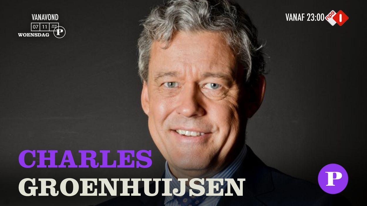 Charles Groenhuijsen gaat zingen