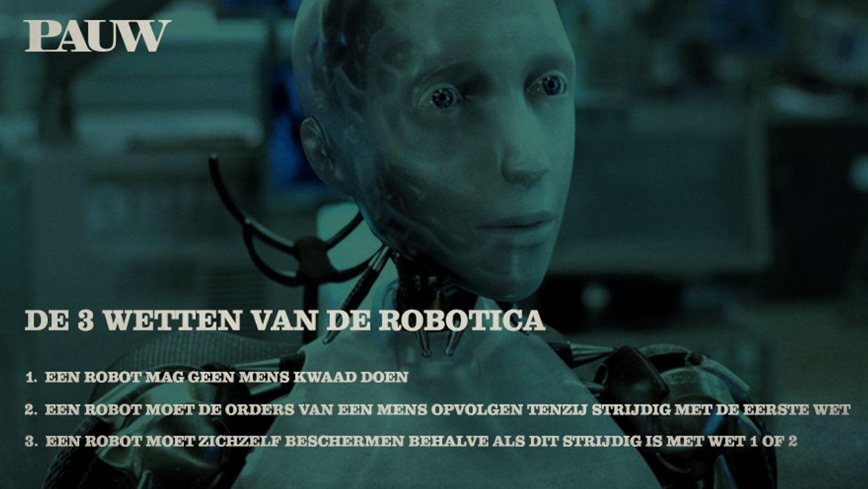 3 weten van de robotica