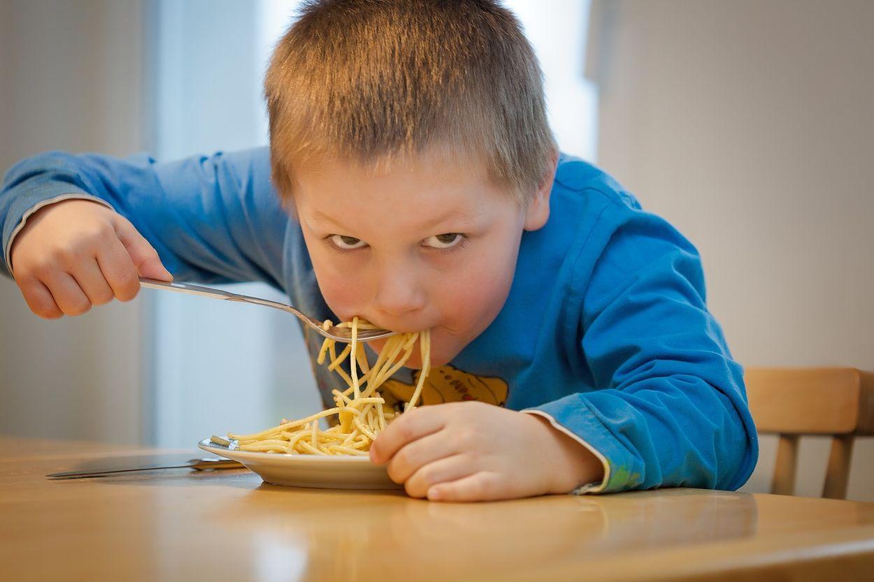 Afbeelding van Lang niet alle kinderen eten gezond genoeg
