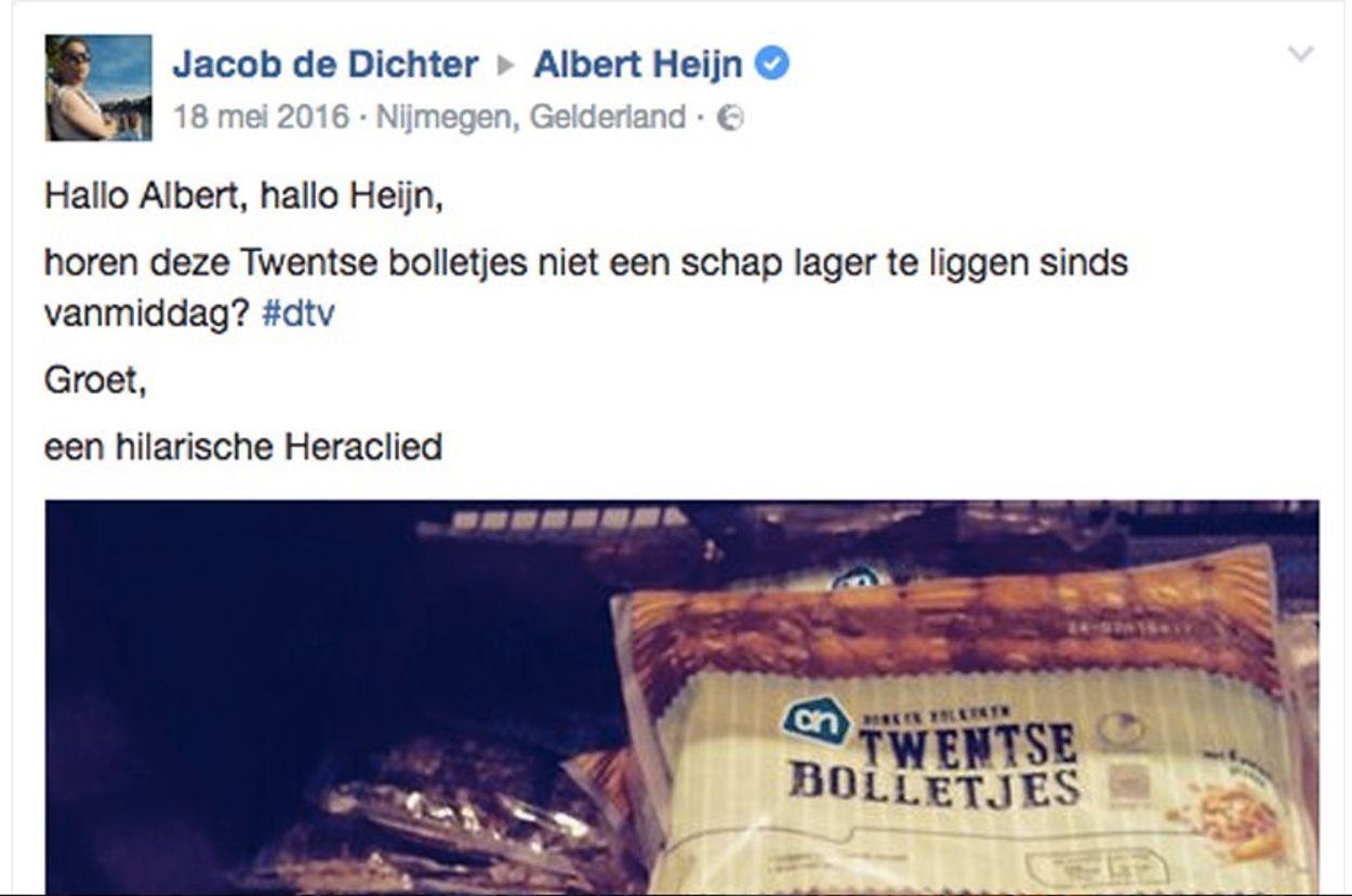 Albert Heijn deel 1