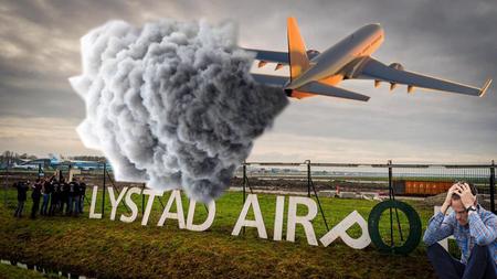 Afbeelding van Nieuwe milieueffectrapportage goed nieuws voorstanders vliegveld Lelystad