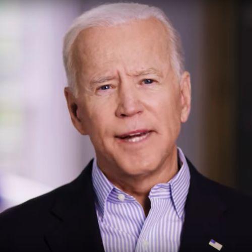 Afbeelding van Joe Biden kondigt kandidatuur aan voor presidentschap Verenigde Staten