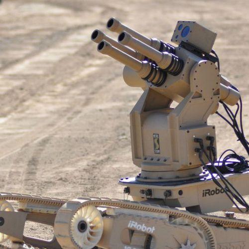 Afbeelding van Een prominente groep robotica-experts luidt de noodklok over killer robots