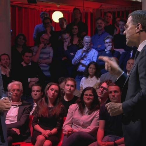 Afbeelding van Debat: Rutte versus Baudet