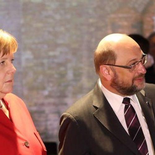 Afbeelding van Schulz is bereid om te praten over een oplossing voor de Duitse regeringscrisis