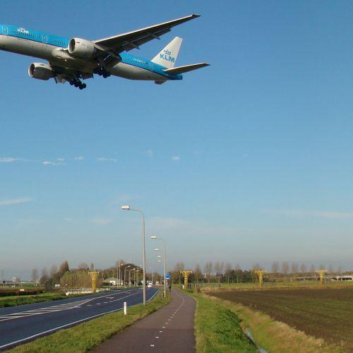 Afbeelding van Schiphol bereikt maximum aantal toegestane vluchten maar wil toch blijven groeien