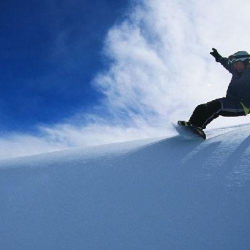 Afbeelding van Steeds minder Nederlanders gaan op wintersport