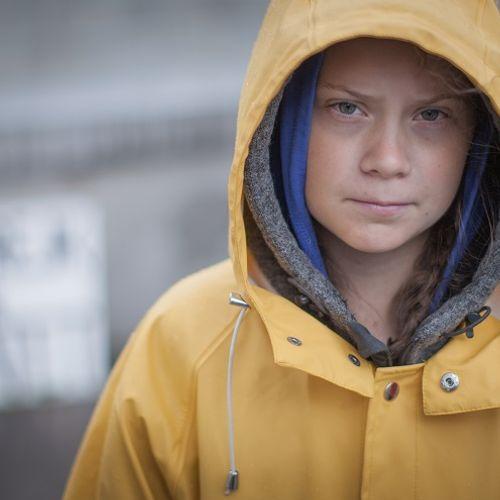 Afbeelding van Wie is klimaatactiviste Greta Thunberg?