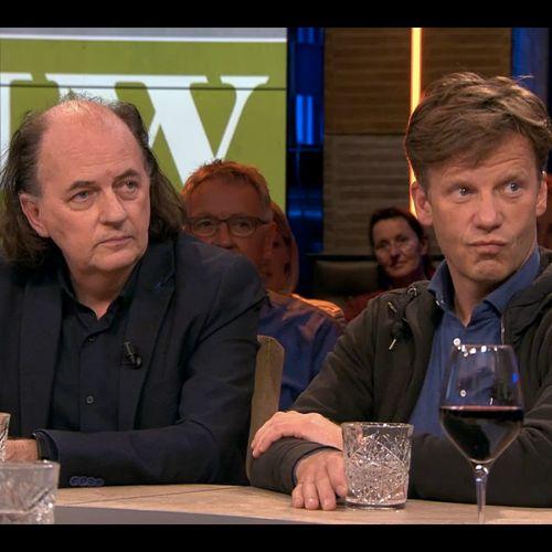 Afbeelding van Peter Paul Muller en Jean van de Velde over de film 'Bram Fischer'