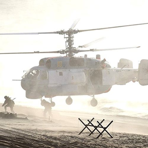 Afbeelding van Rusland houdt militaire oefening in Europa. 4 vragen