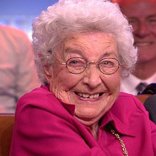 Afbeelding van Nabellen met… 103-jarige Koosje Heijkoop